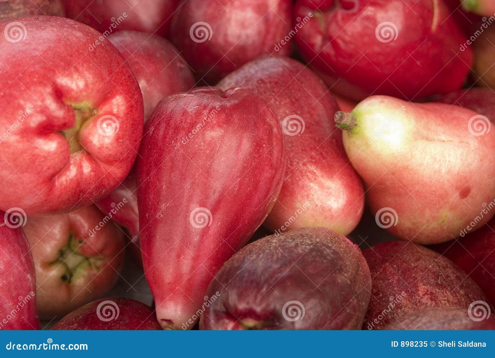 Gruszki z czerwony 2