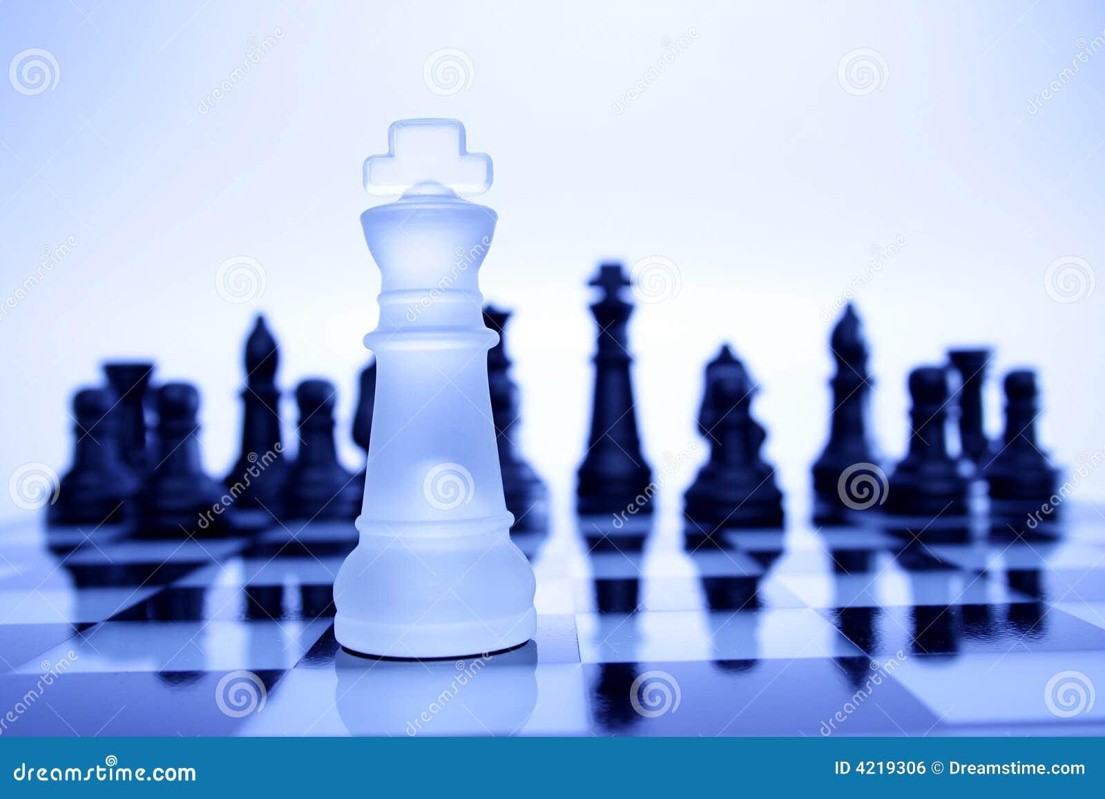 Gry szachowej króla