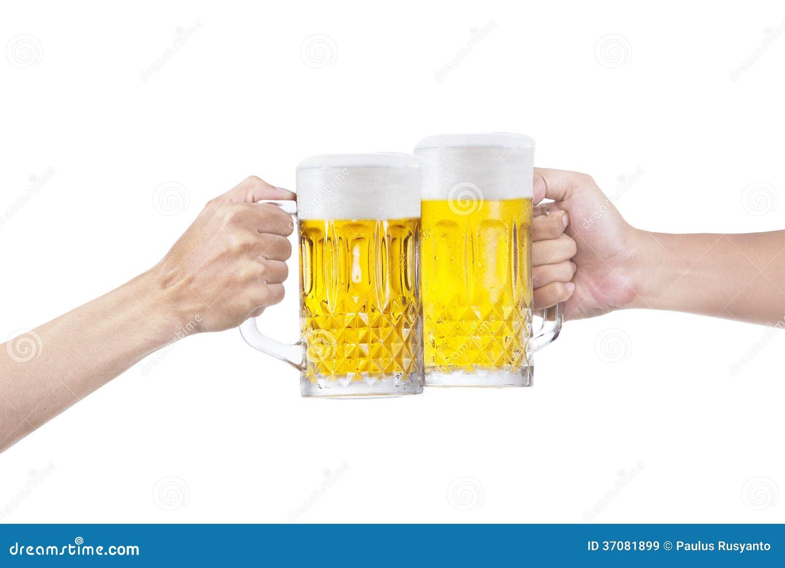 Download Grzanka piwo obraz stock. Obraz złożonej z napój, glassblower - 37081899