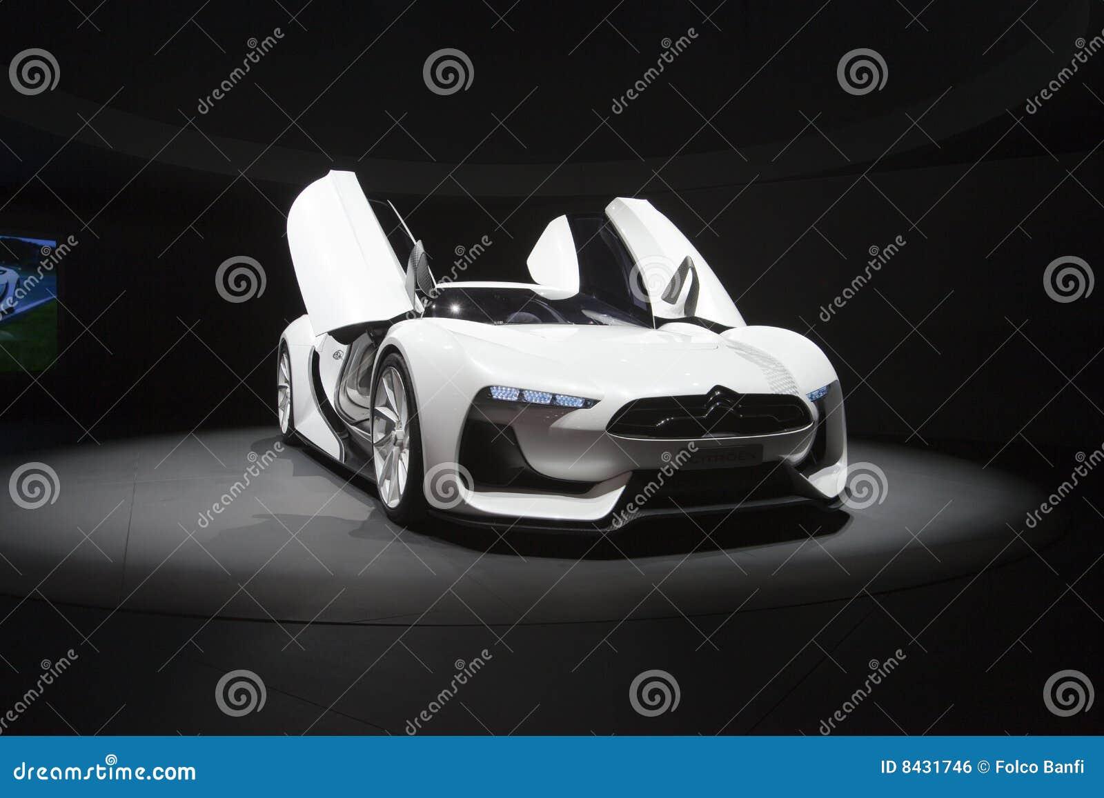 GT-by-Citroen concept car - 2009 Geneva Motor Show