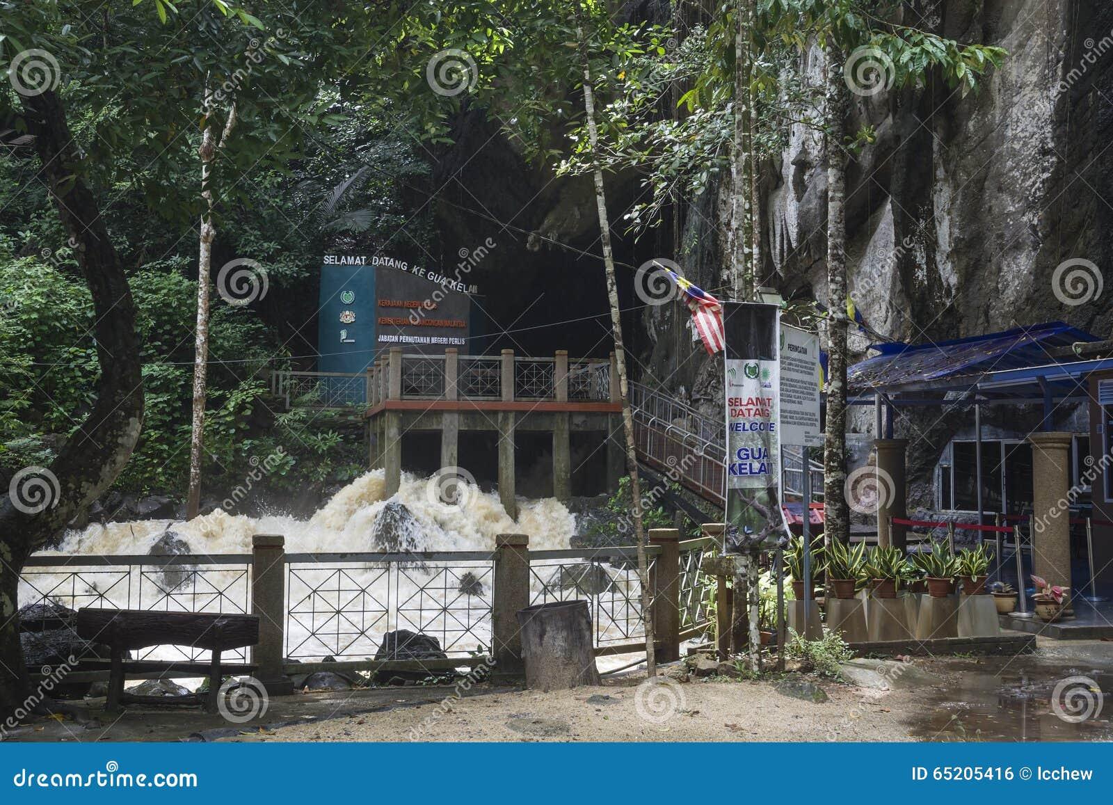 Gua Kelam, Perlis, Malaysia