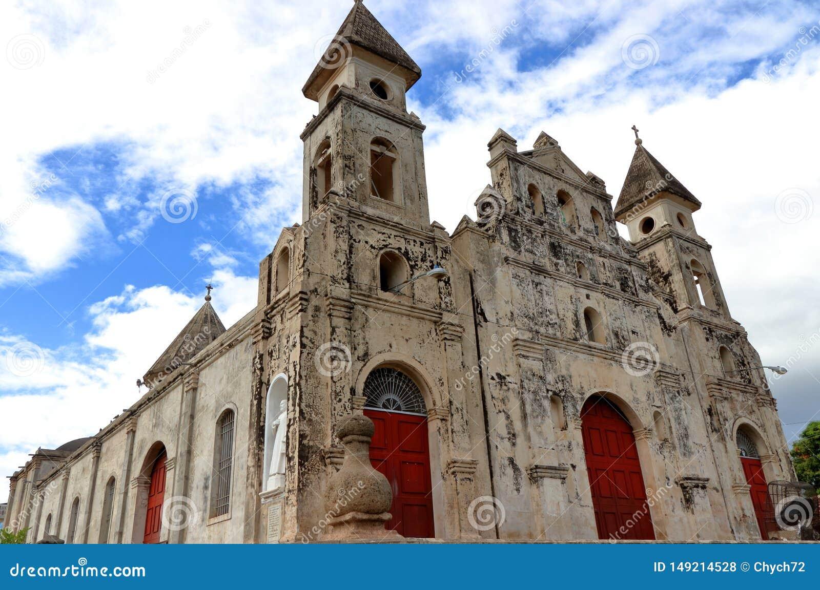 Guadalupe Church ? Grenade, Nicaragua