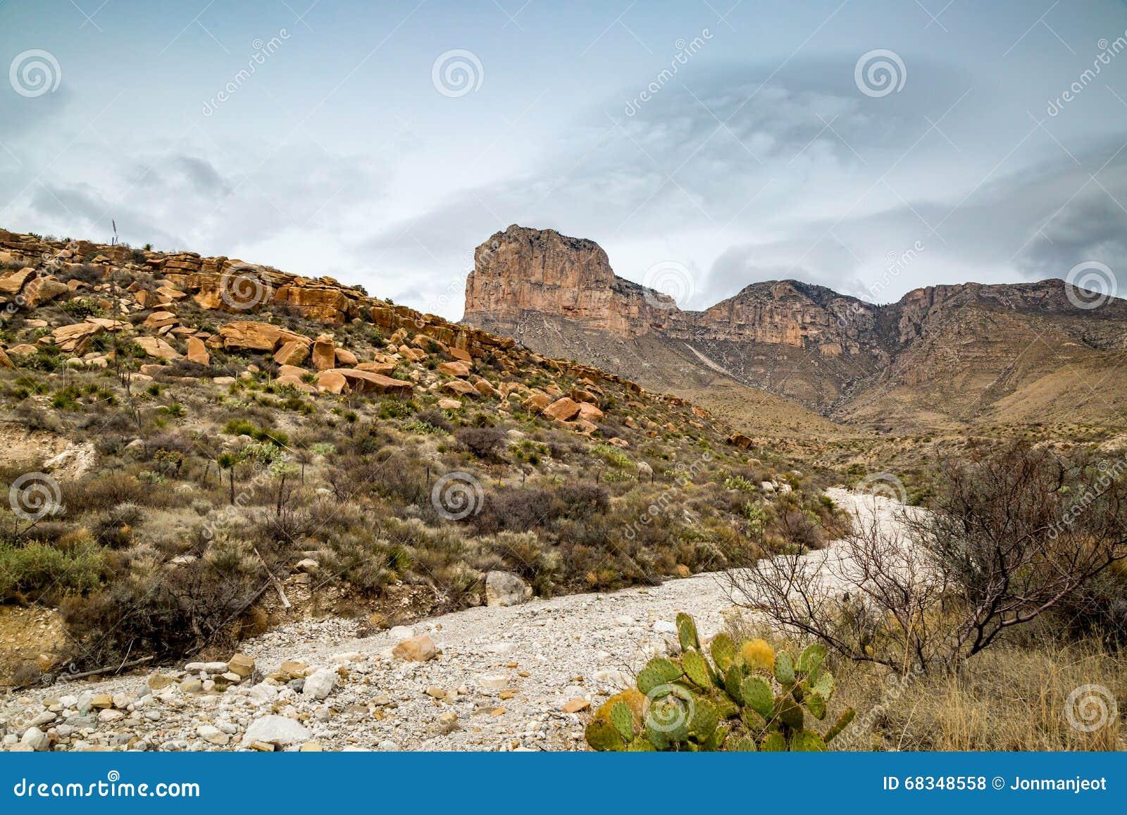 Guadalupe góry Teksas
