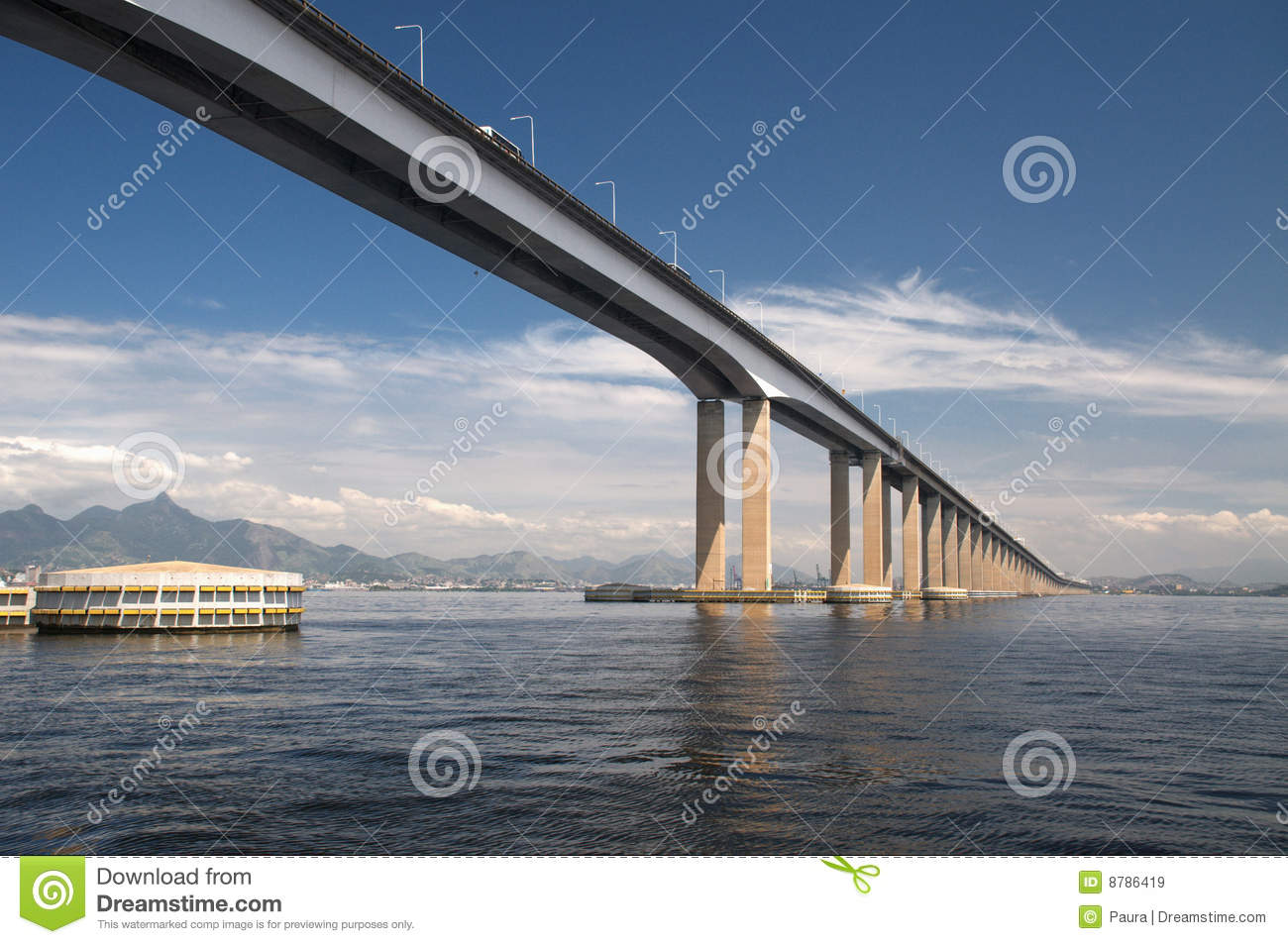 Guanabara Bay Bridge