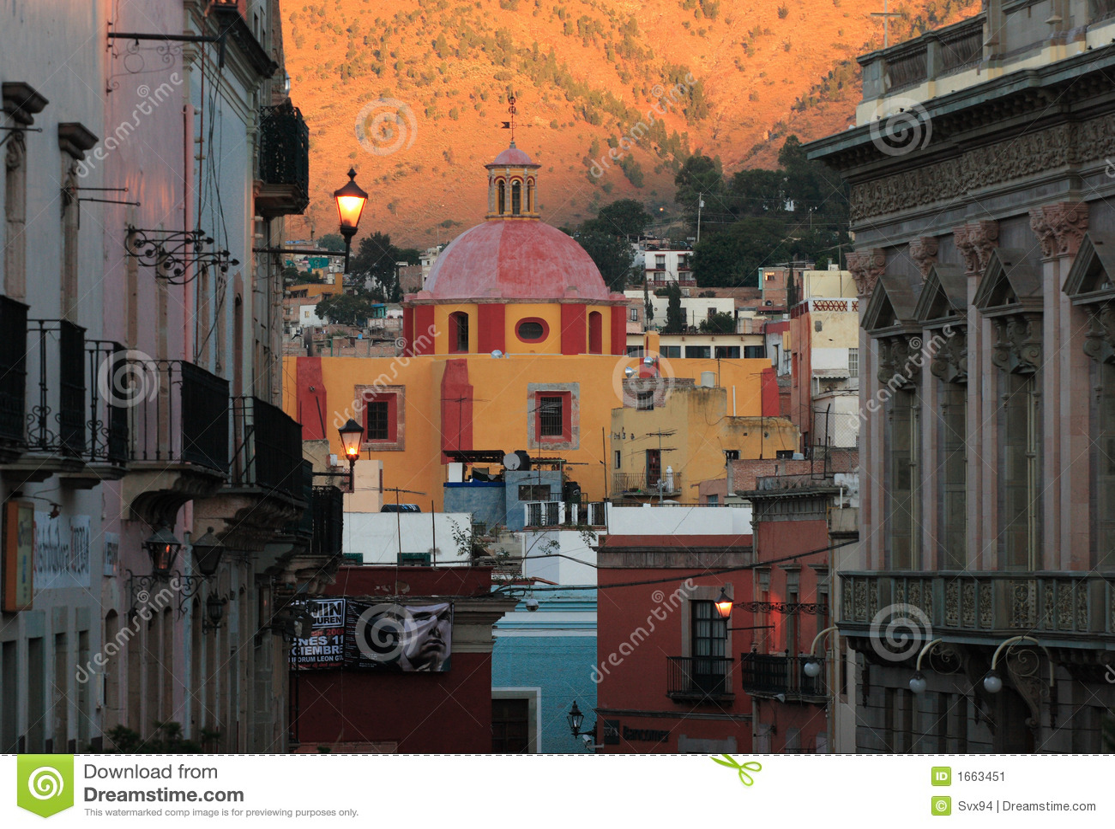 Guanajuatomexico morgon