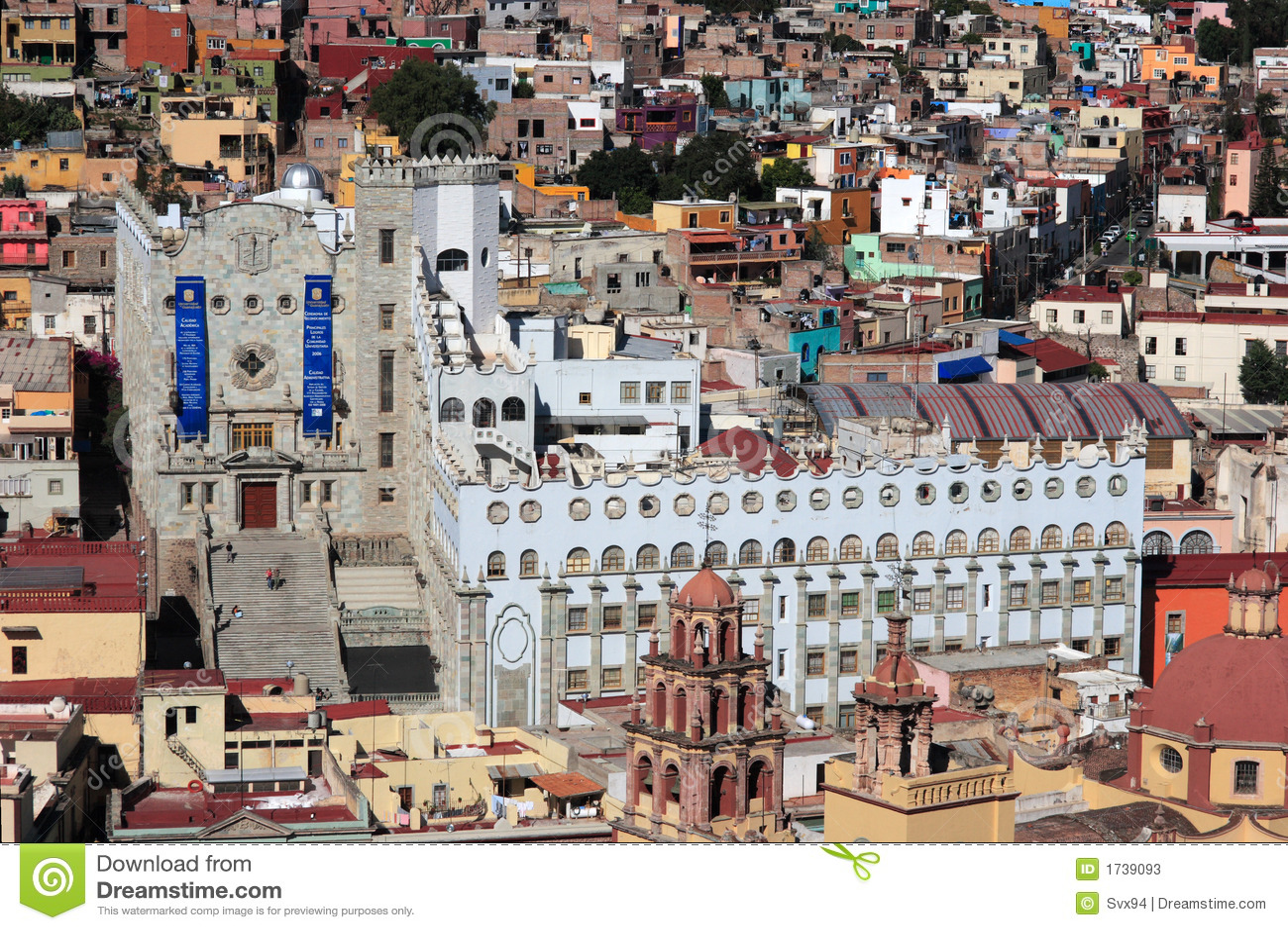 Guanajuatomexico universitetar