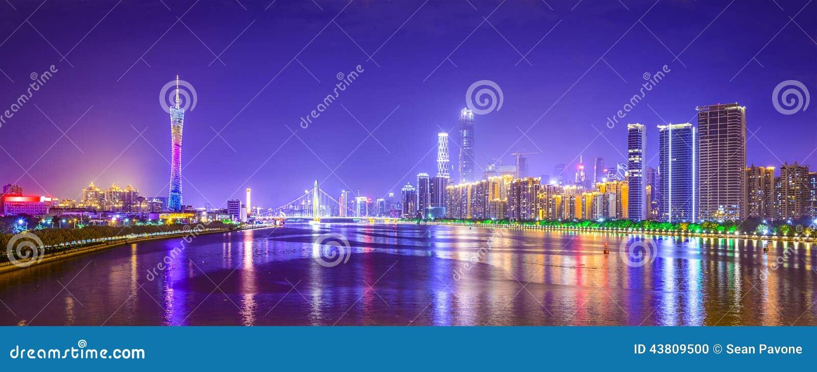 Guangzhou της Κίνας