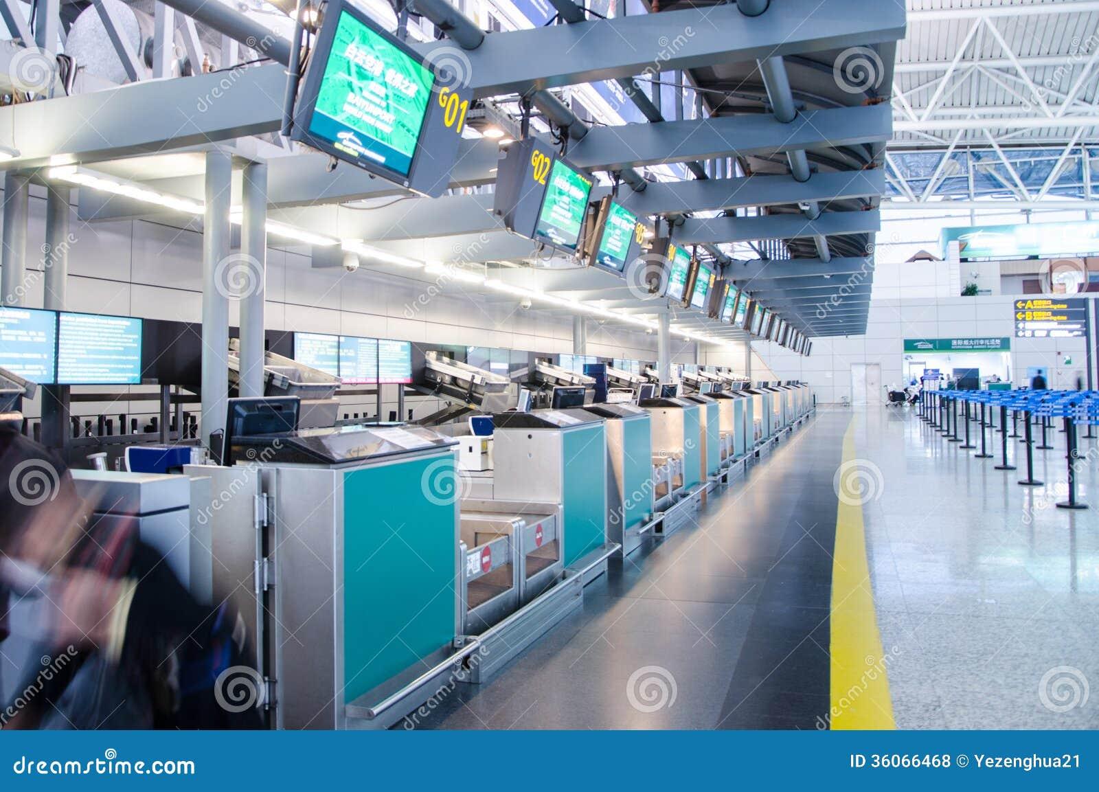 Passengers in guangzhou airport baiyun editorial photo - China southern airlines guangzhou office ...