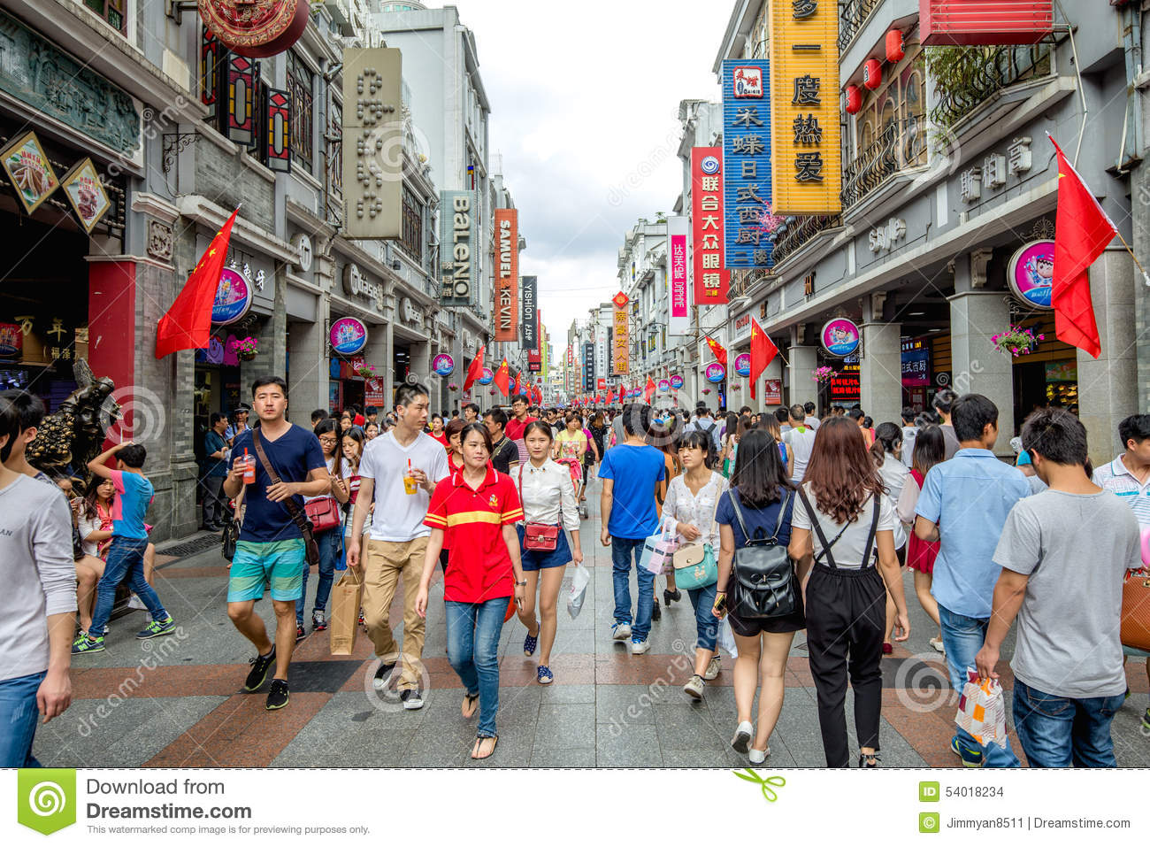 GuangzhouChina Editorial Stock Image Of Holiday