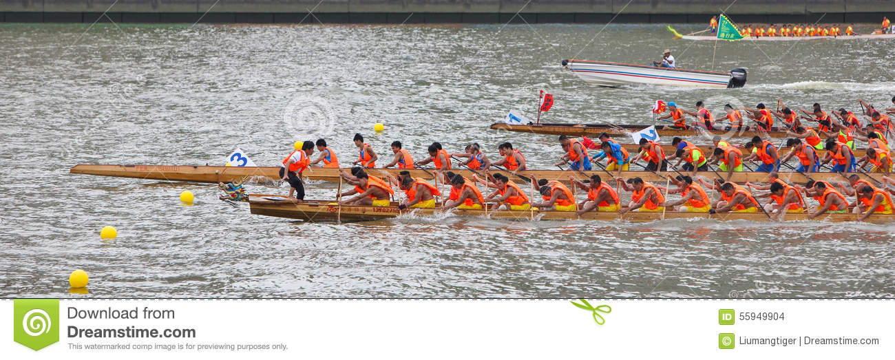 Guangzhou 2015 internationella Dragon Boat Race 4
