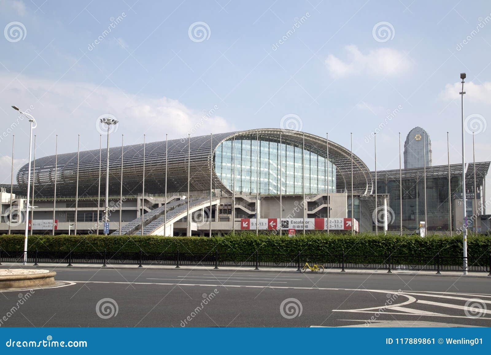 Guangzhou konwencja i powystawowy centrum