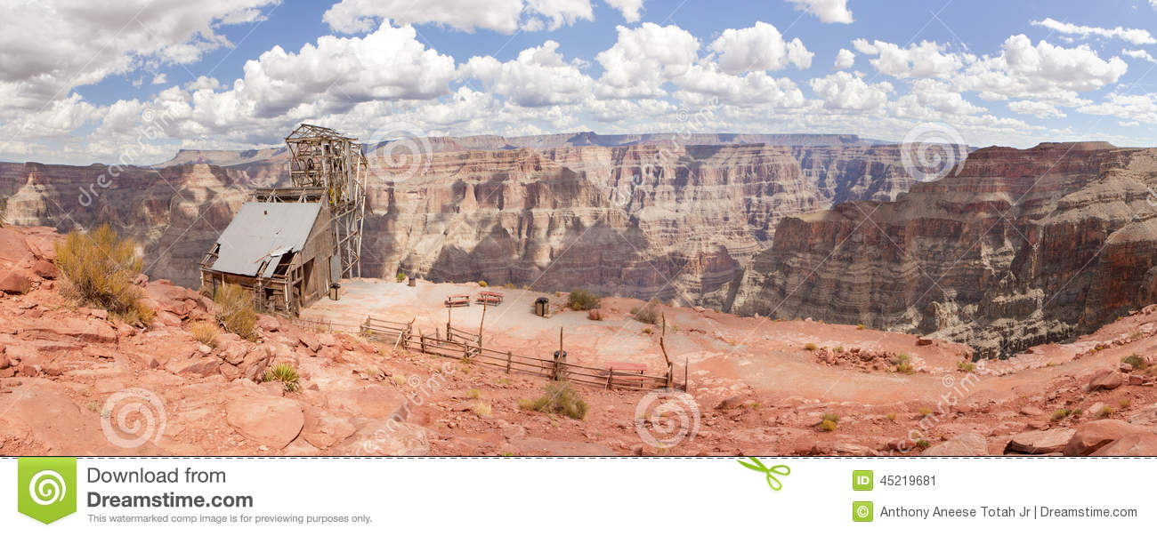 Guano Point - Grand Canyon (west rim)