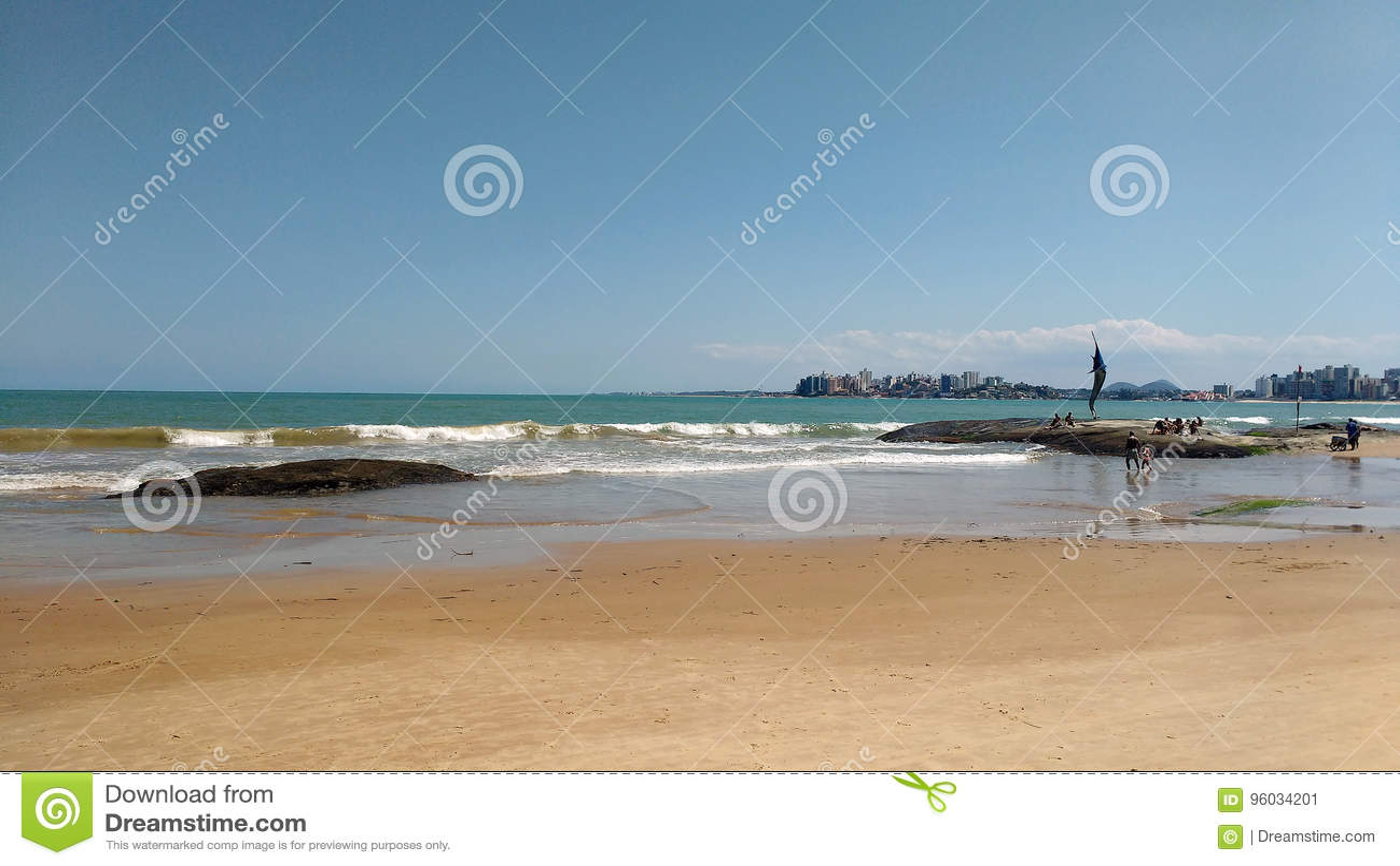 Guarapari plaża