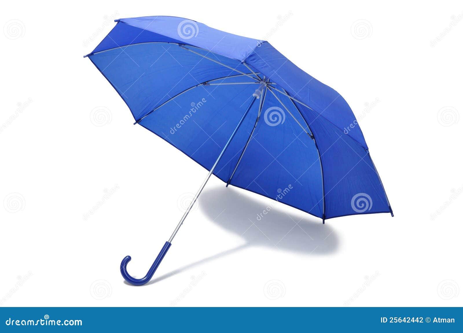 Guarda-chuva azul foto de stock. Imagem de tempo bd0660cfbf7