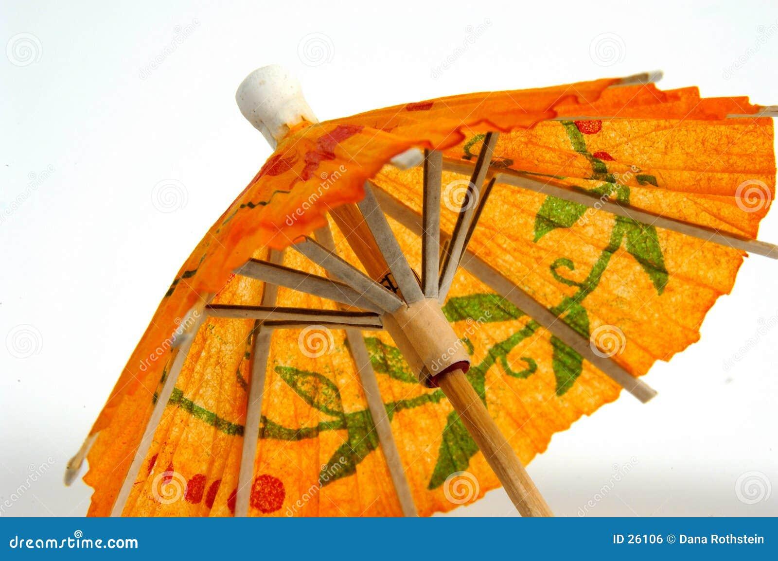 Guarda-chuva do cocktail