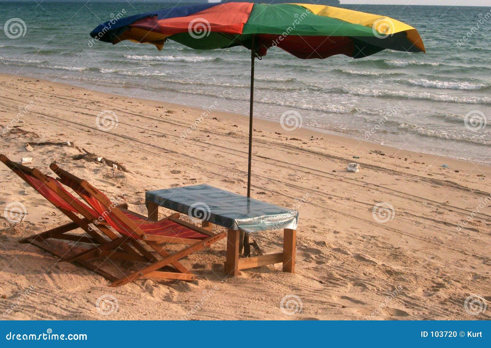 Guarda-chuva velho