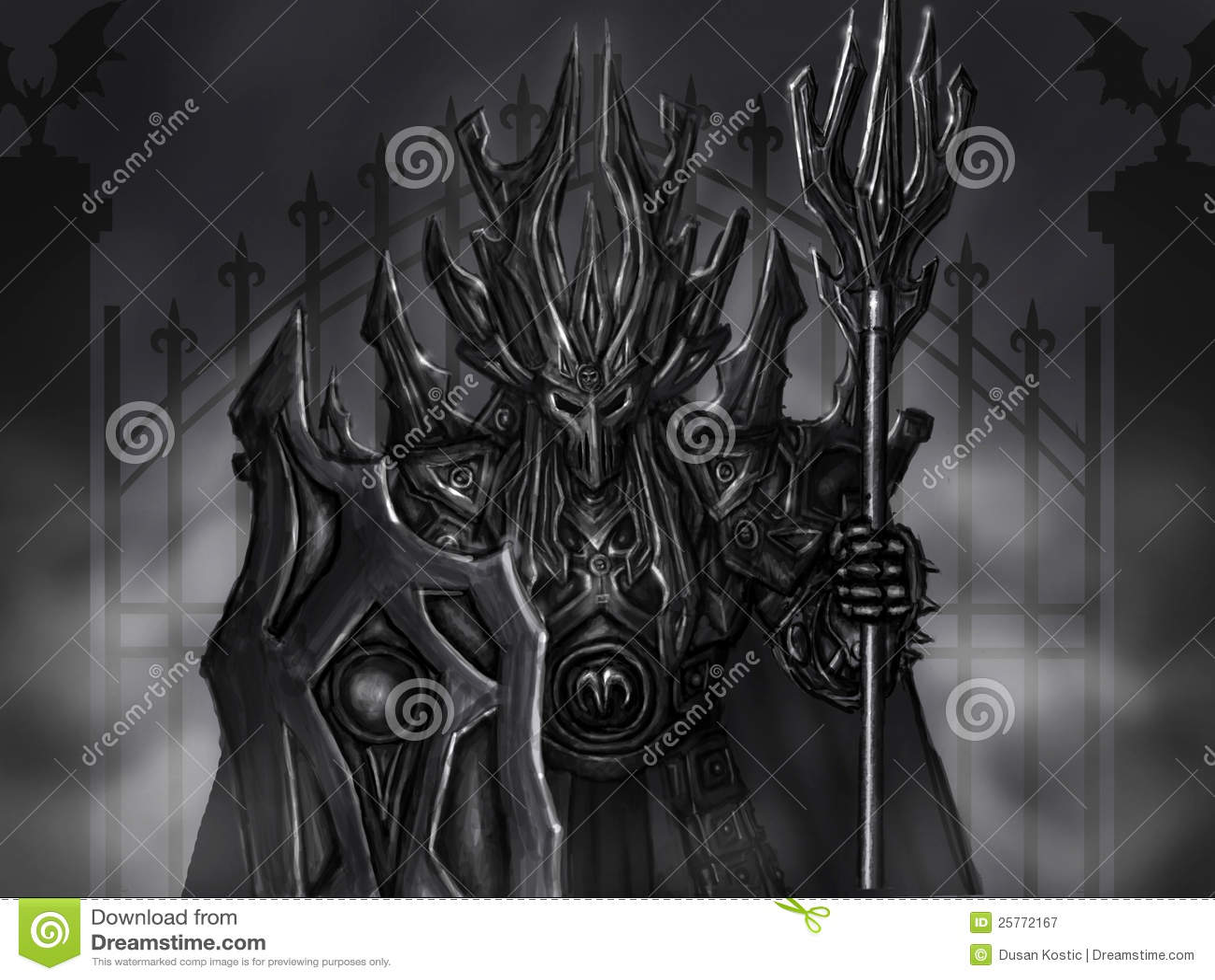 Guarda del hierro