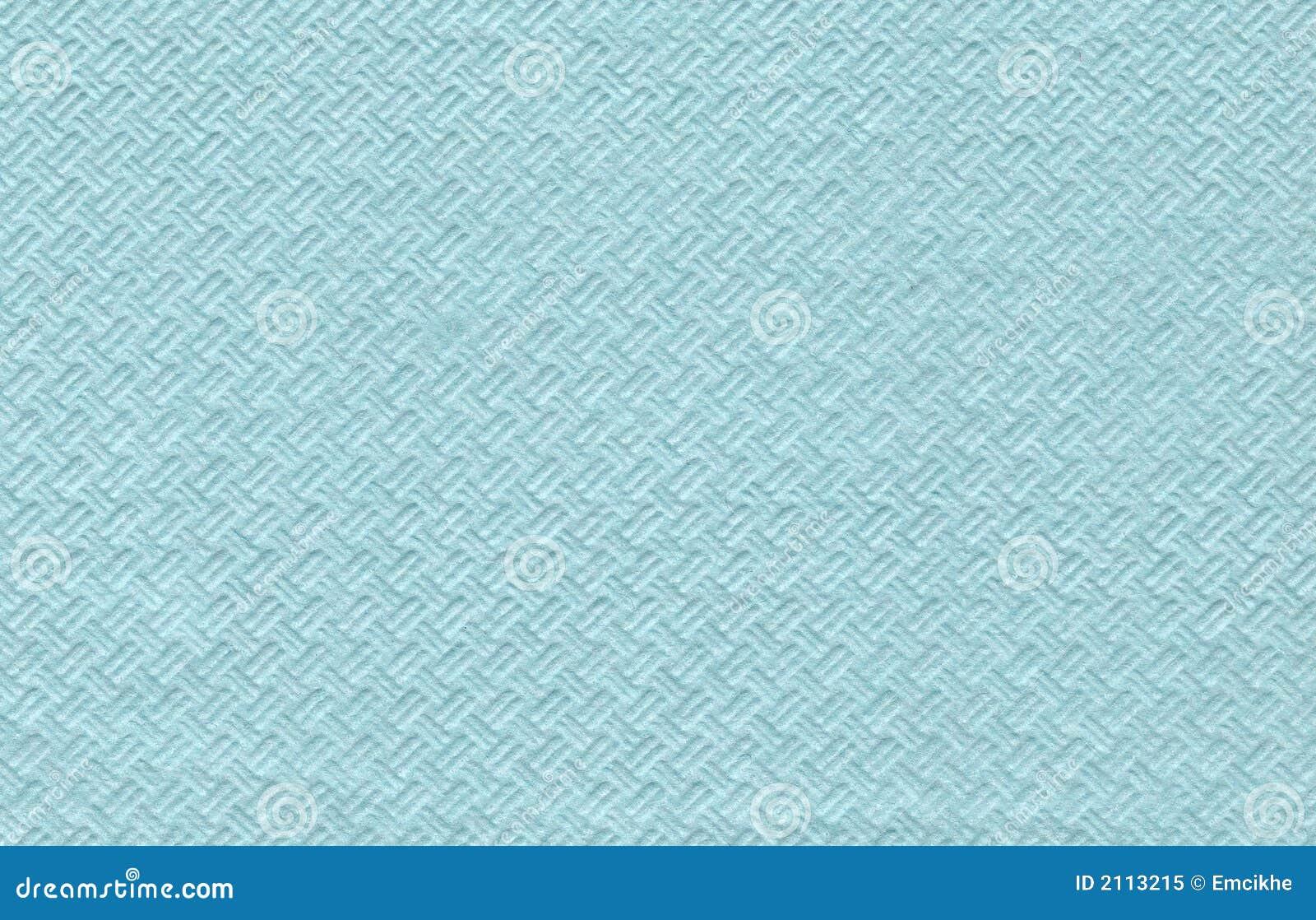 Guardanapo de papel azul