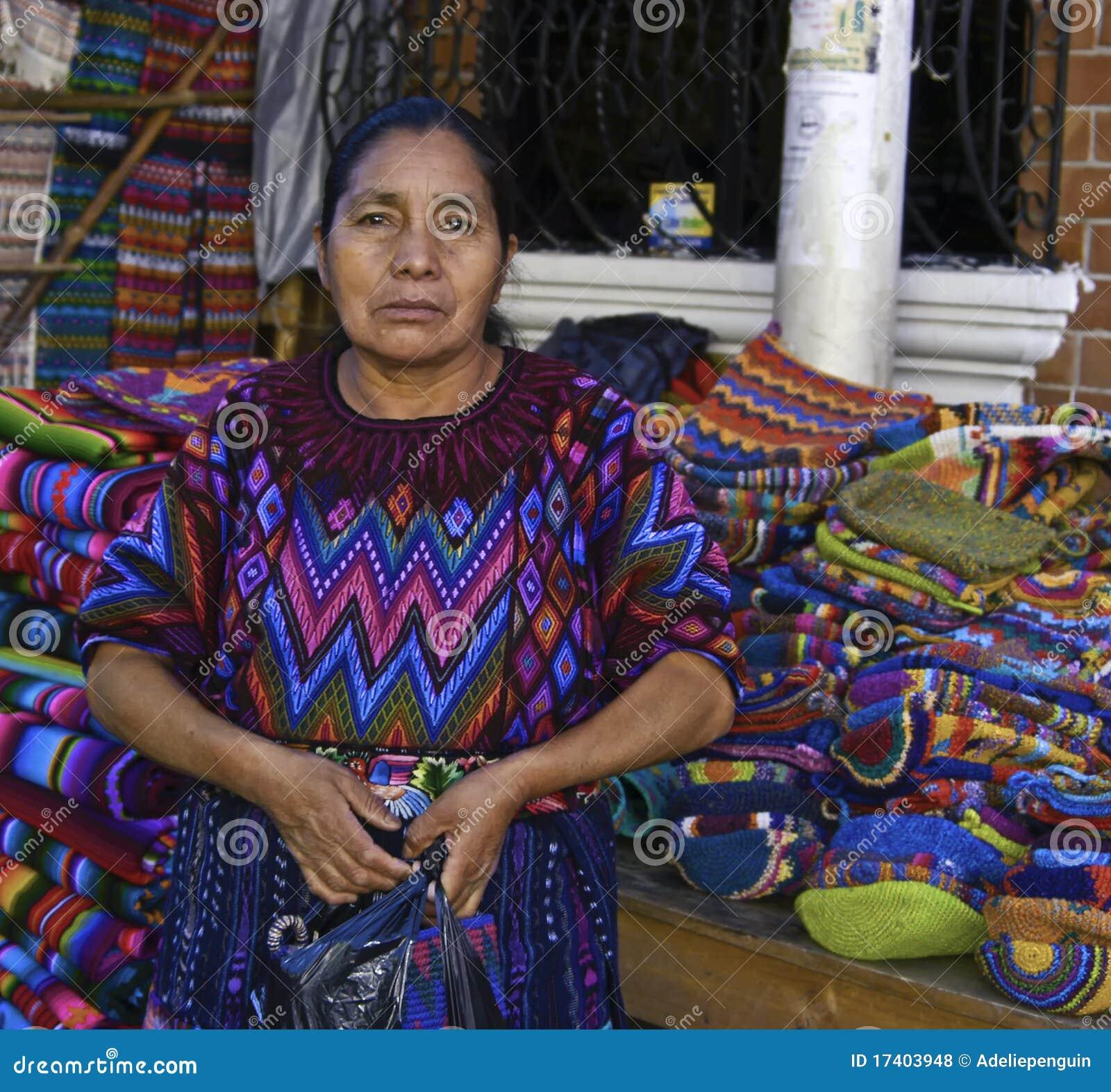 Guatemala city women