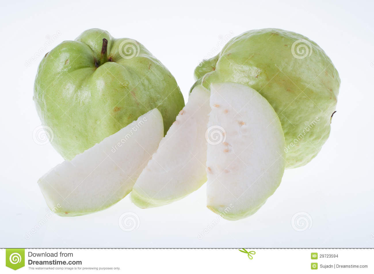 how to eat white guava