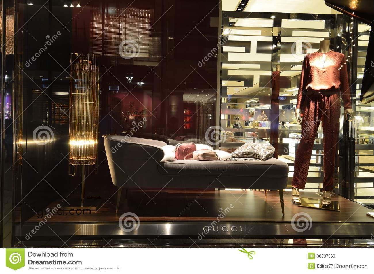 Most expensive clothing stores