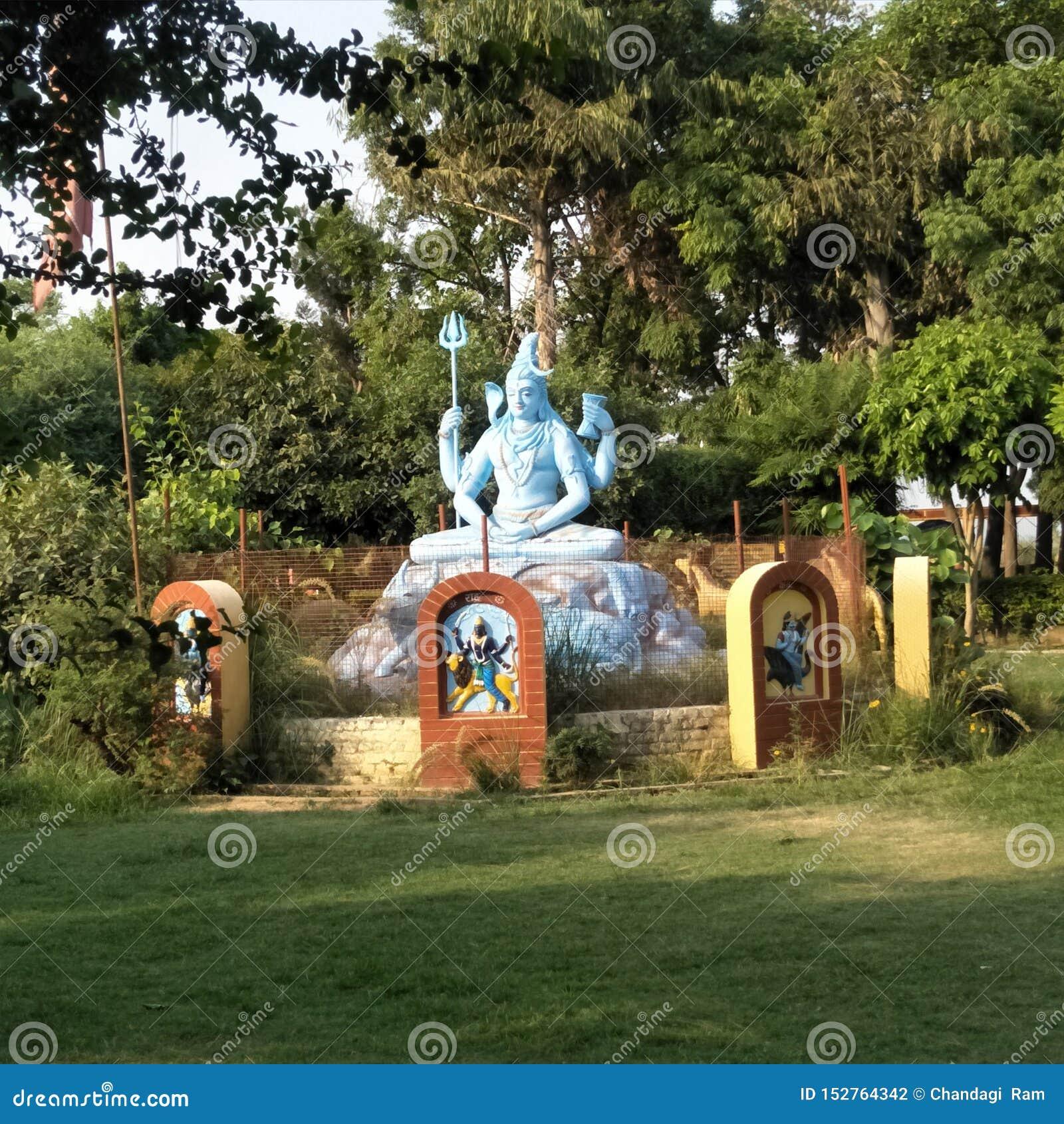 Guden i nath för Indien shivSanker bhole