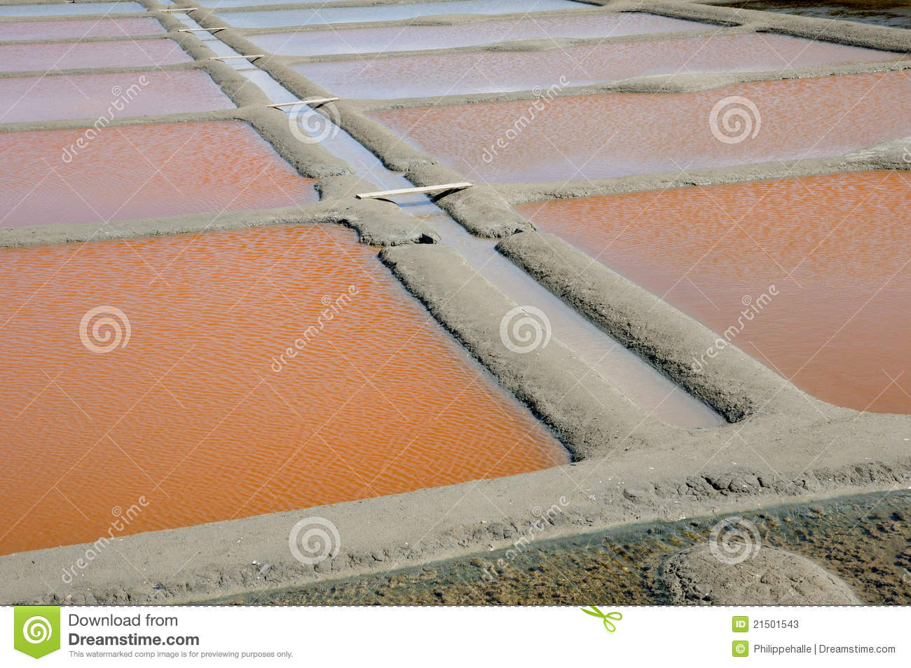 Guerande stock photos image 21501543 for Design of evaporation pond