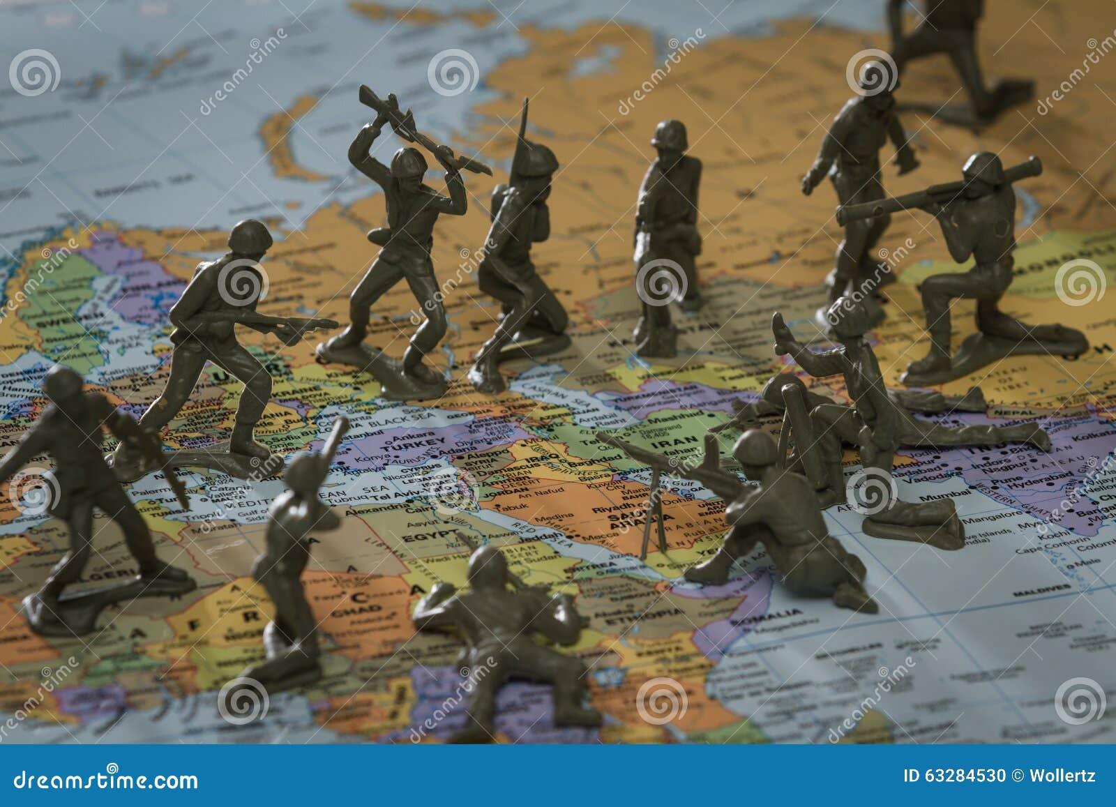 Guerra en el Oriente Medio