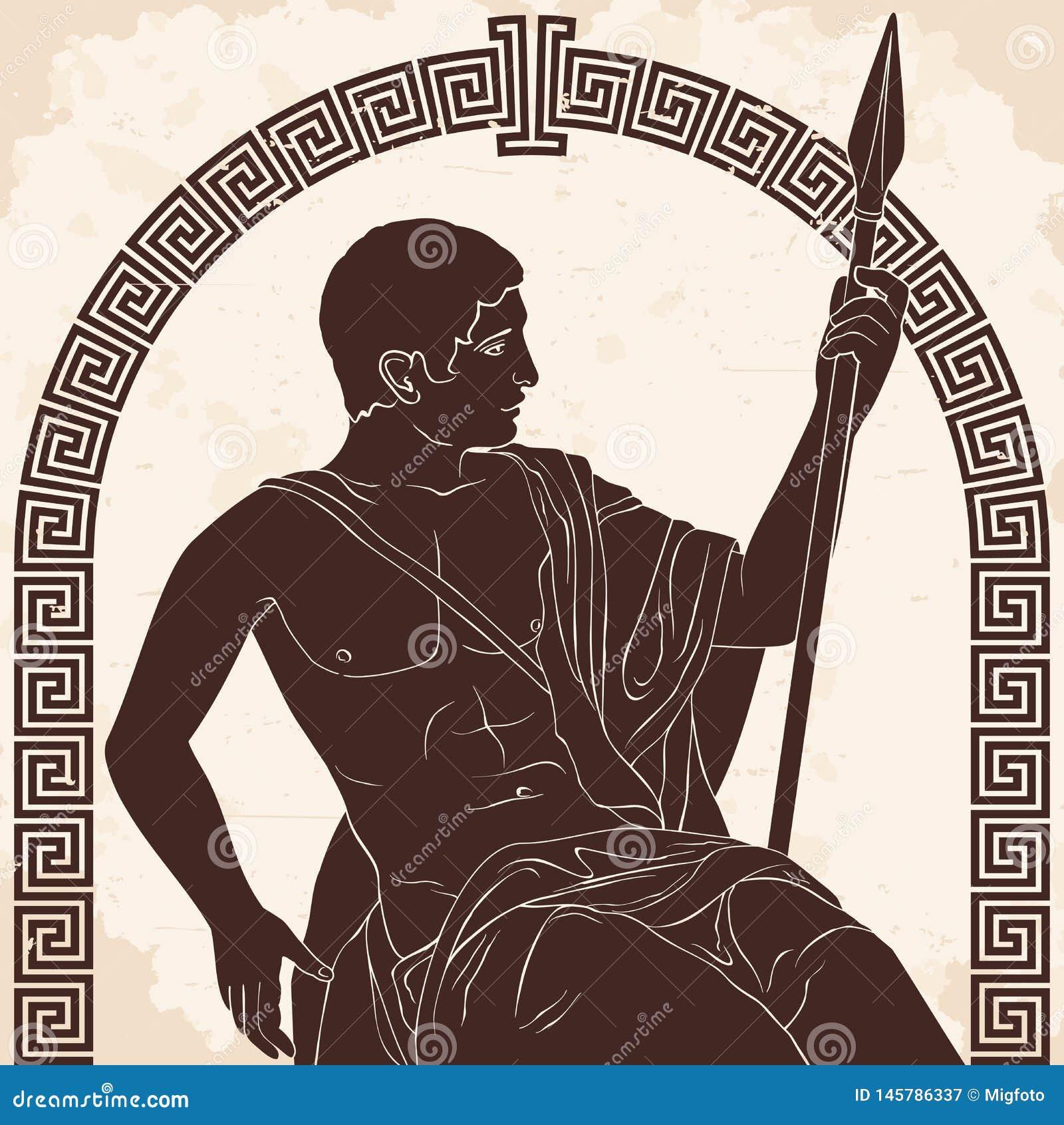 Guerreiro do grego cl?ssico