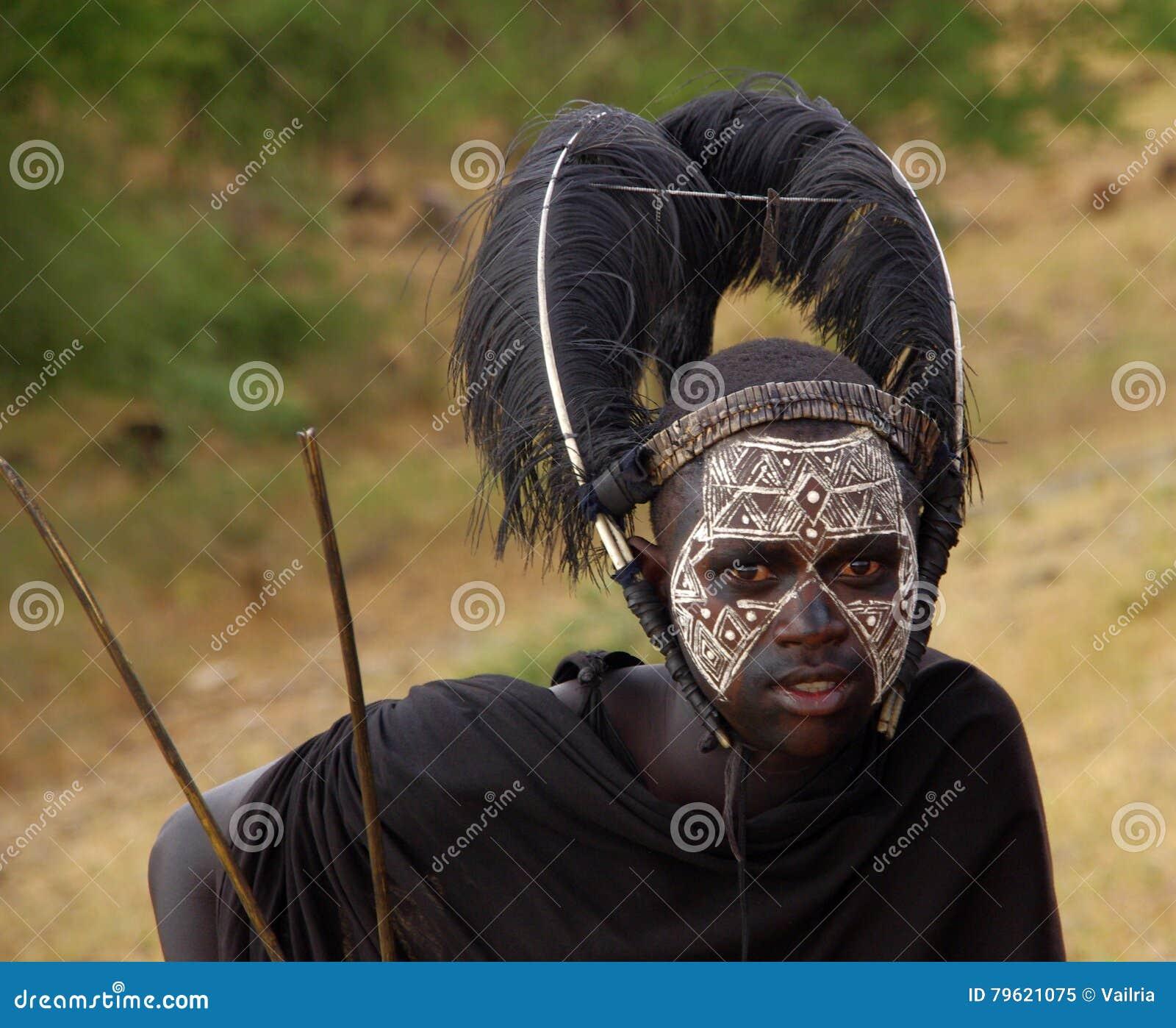 Guerreiro 1 do Masai