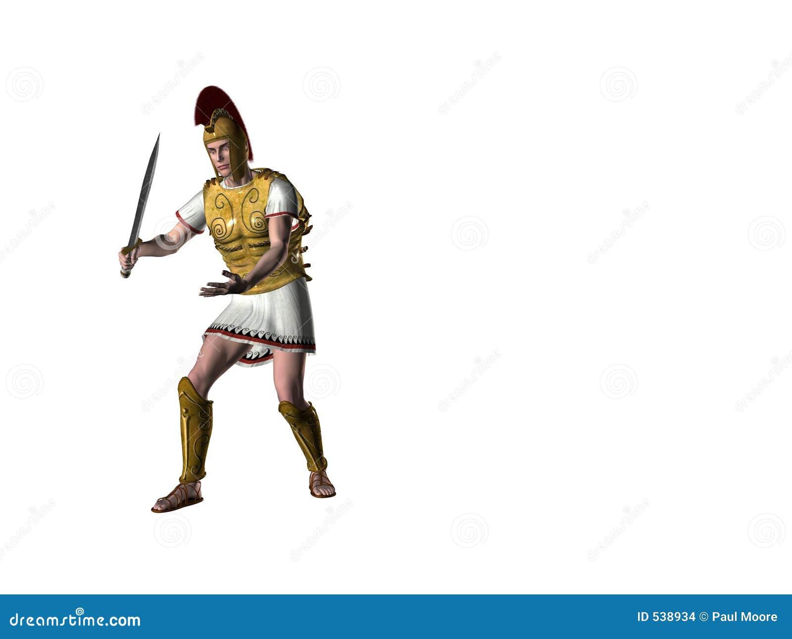 Guerreiro grego 1