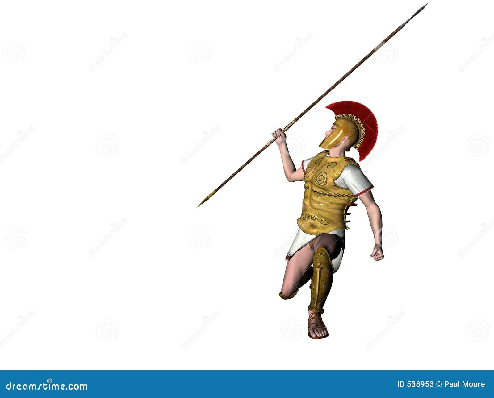 Guerreiro grego 12