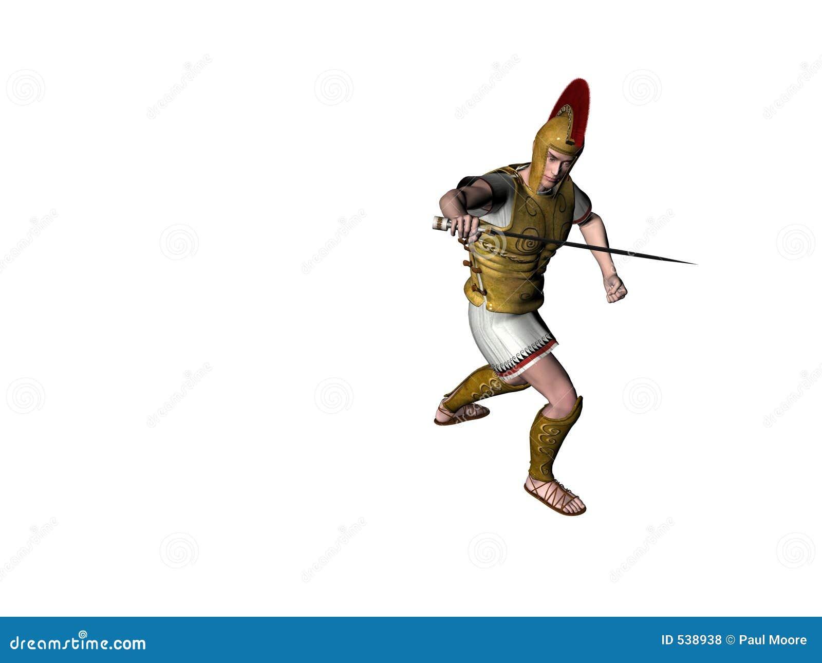 Guerreiro grego 9