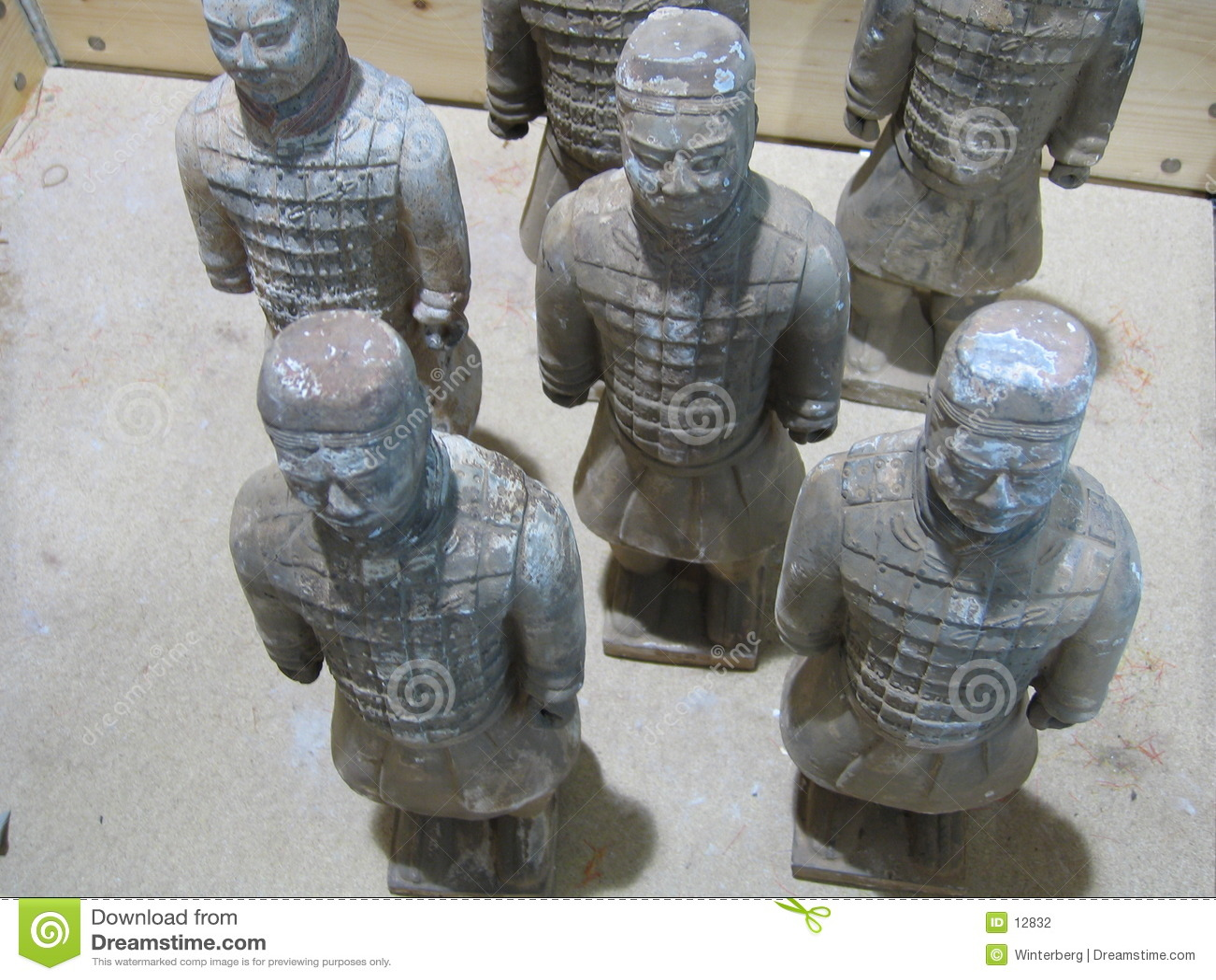 Guerreiros do Terracotta