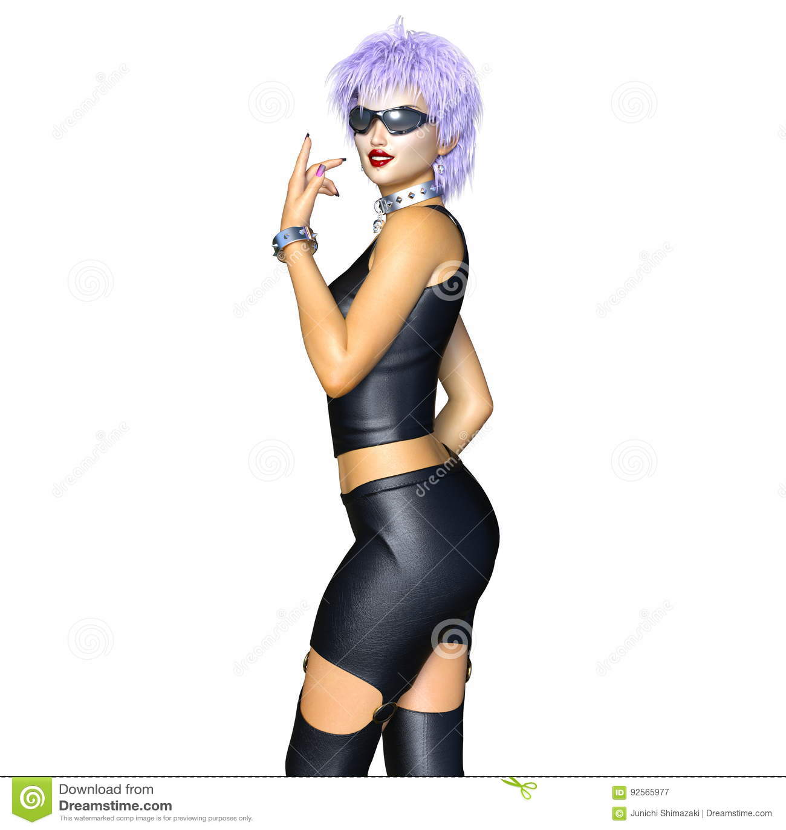 Guerriero femminile