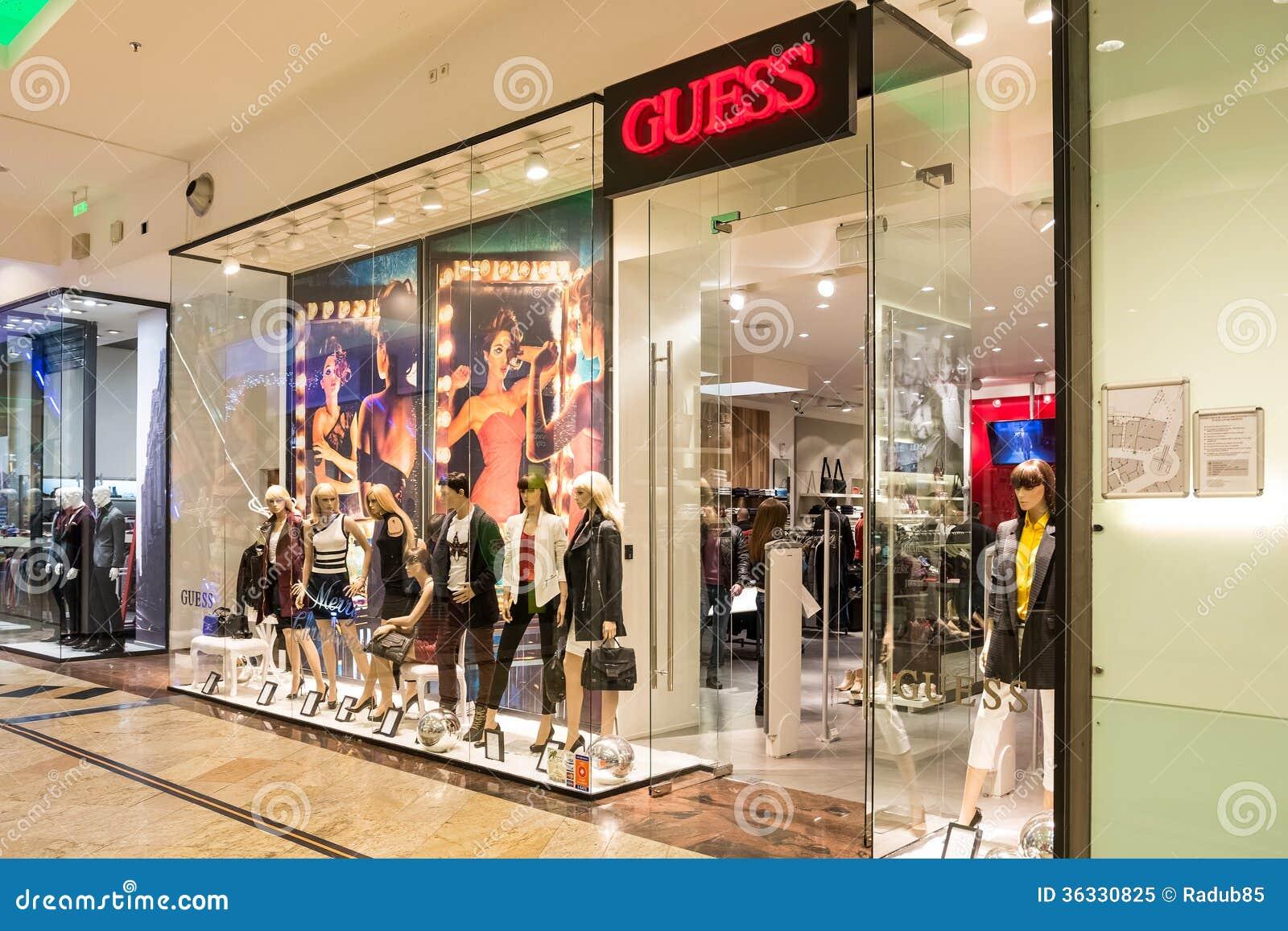 Michael Kors Handbag Fashion Store Editorial Stock Photo - Image