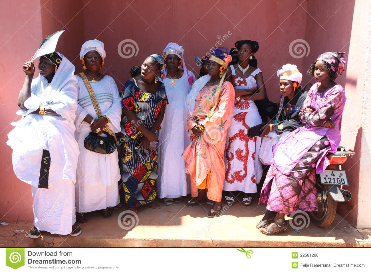 african marriage