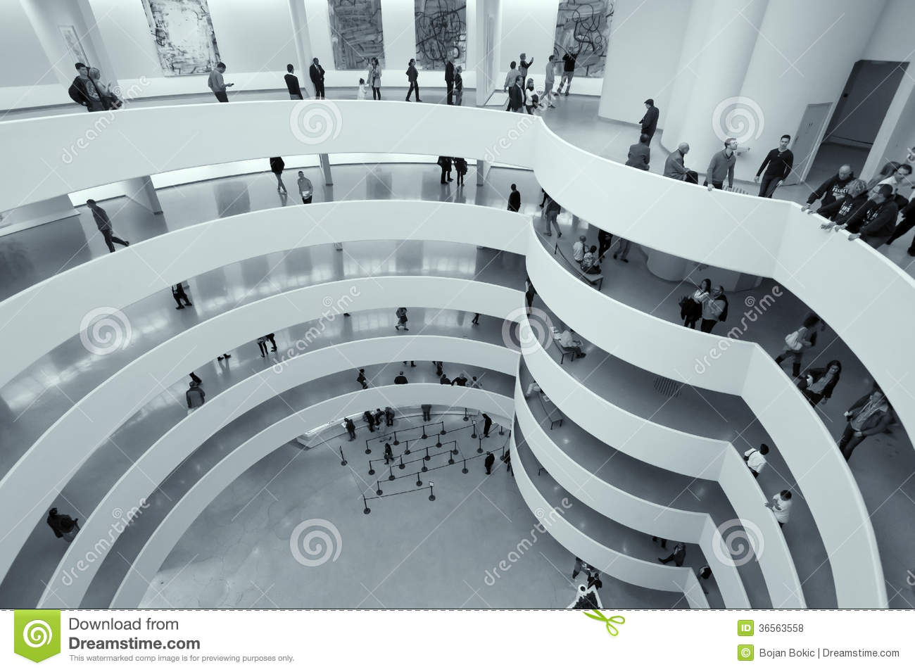 Guggenheim Museum New York City Editorial Stock Photo Image - Famous art museums in usa