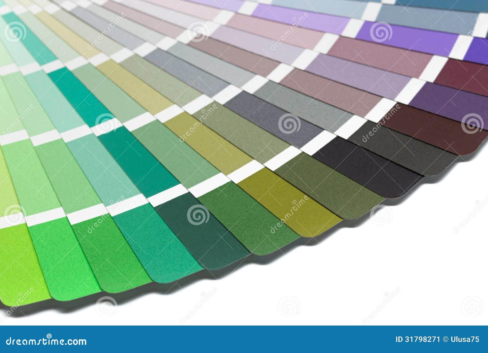 Guida della tavolozza di colore