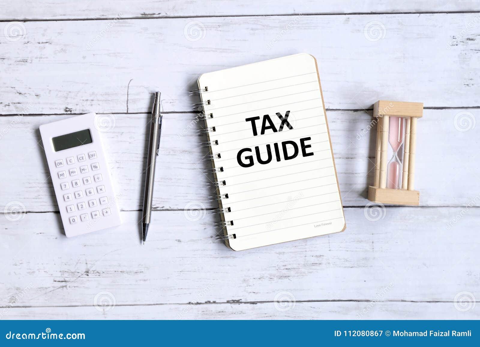 Guide d impôts