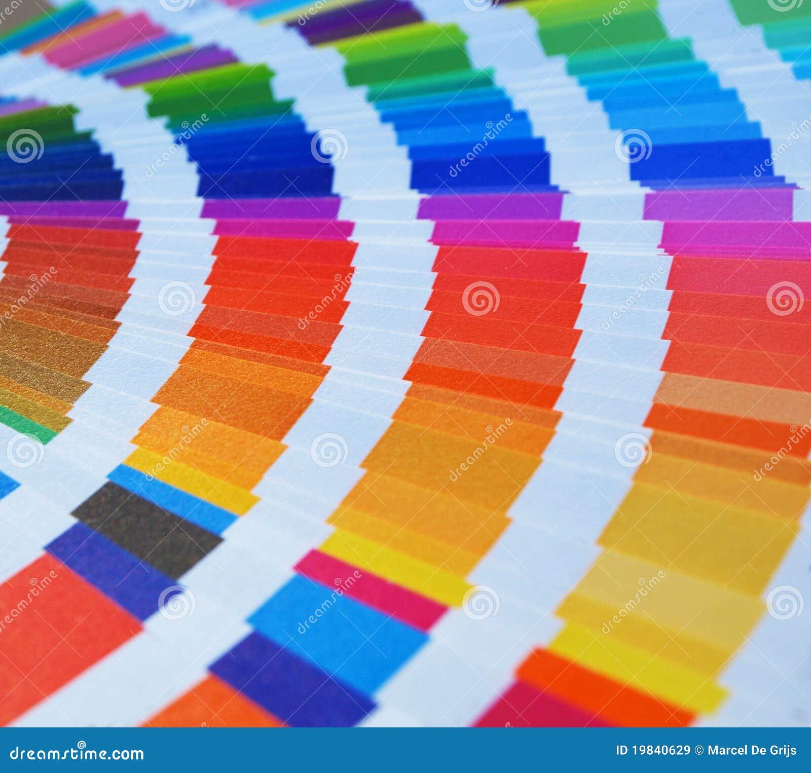 Guide de couleur