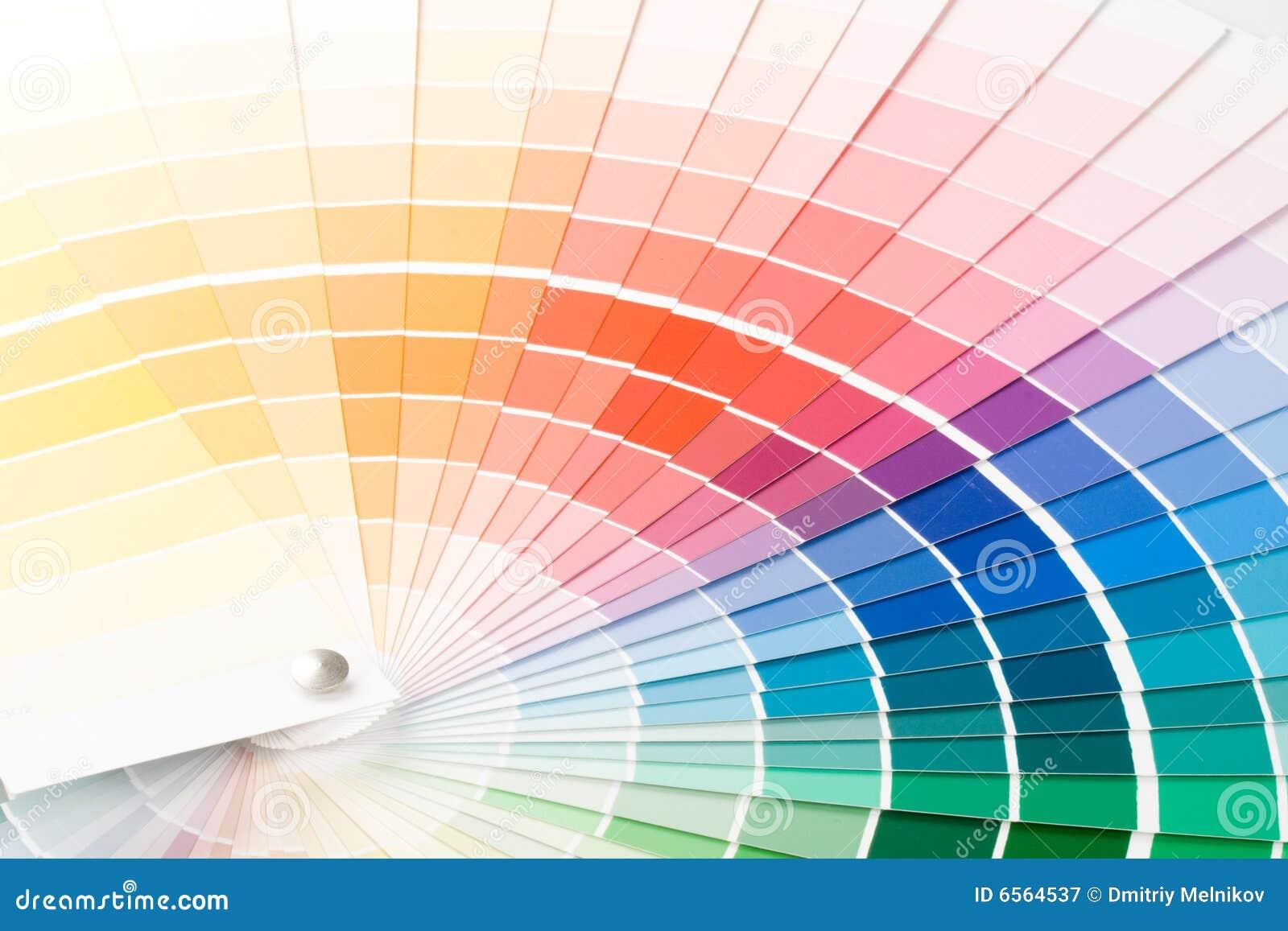 Guide de couleur.