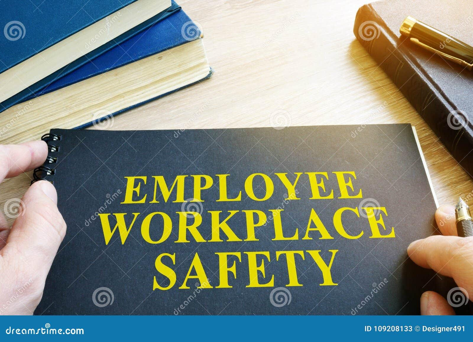 Guide de sécurité de lieu de travail des employés