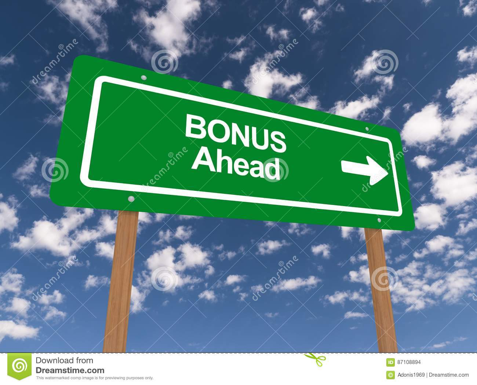 Guidepost бонуса вперед