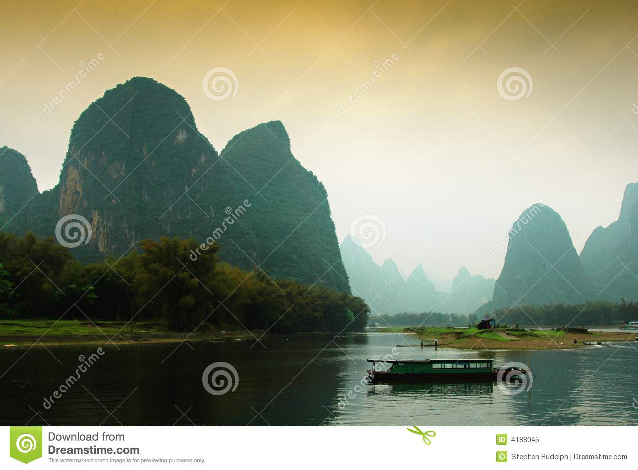 Guilin china landscape