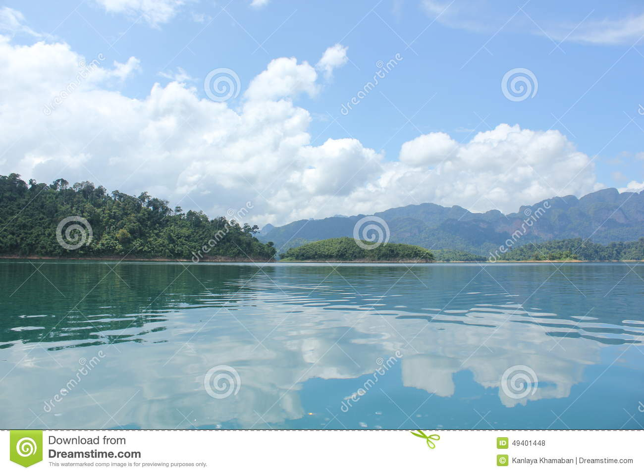 Download Guilin, Thailand stockfoto. Bild von landschaft, fluß - 49401448