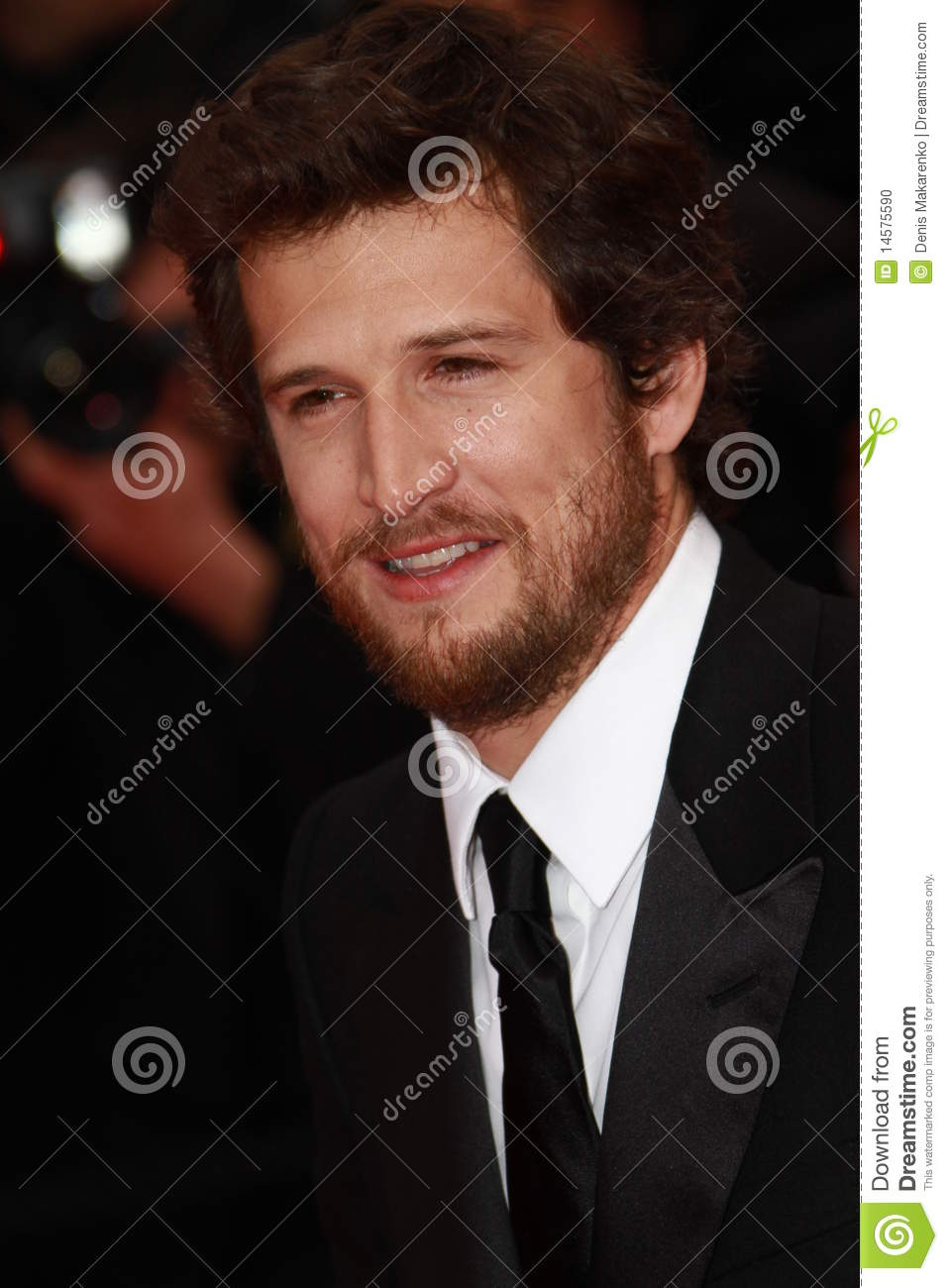 CANNES, FRANCE - MAY 15: Guillaume Canet attends the 'You Will Meet A ...