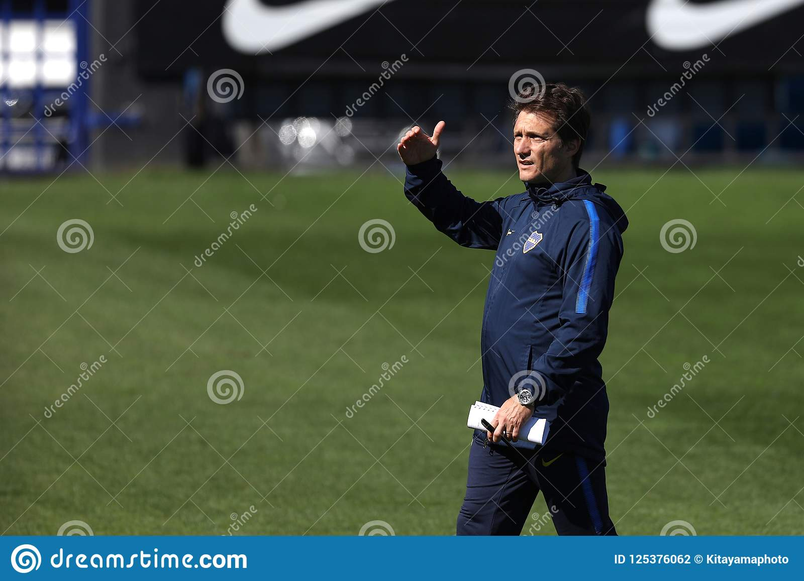 Guillermo Barros Schelotto Boca Juniors