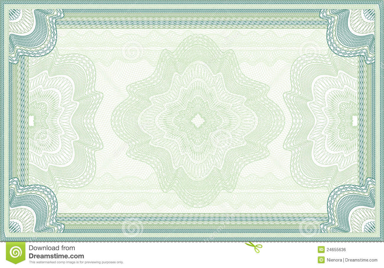 Guilloche Vector Background Royalty Free Stock Image - Image: 24655636