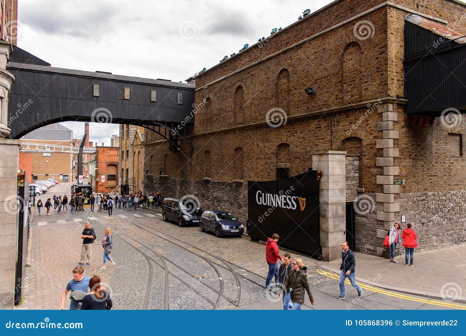 Guinness-Brauerei, Irland